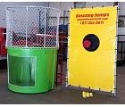 500 Gallon Dunk Tank - Lime colored